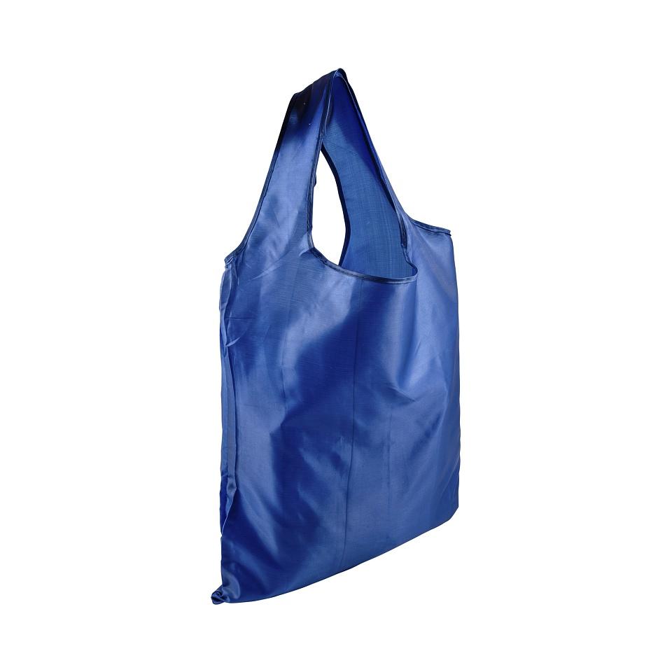 fc83cc803c06 Складная сумка синяя в цветочек - купить по низкой цене в интернет ...
